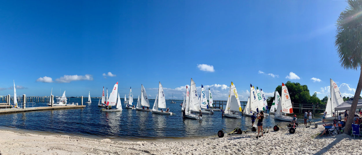 Jensen Beach HS420 Regatta 2